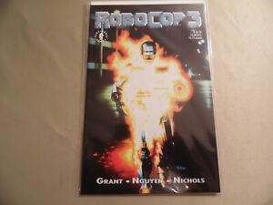 Robocop 3 #1 (Dark Horse 1993) Free Domestic Shipping