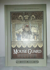 Mouse Guard Labyrinth And Other Stories HC Archaia (FCBD 2012) NM