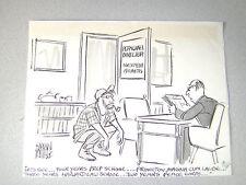 Original Brian Savage Cartoon