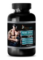 muscle gainer - NITRIC OXIDE 2400 - nitric oxide supplements - 1 Bottle