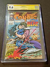 Coyote #11 CGC 9.6 SS Todd McFarlane WHITE PAGES 1985 1st work Epic Comics