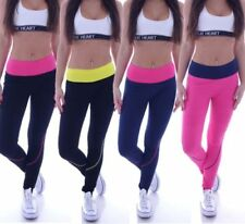 Damen-Sport-Leggins aus 100% Baumwolle für Fitness