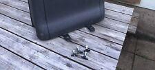 Schienen Adapter Klapptisch Mercedes Benz Viano W639 Schwarz 2 Schienensystem