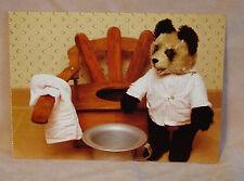 Steiff - Steiff  Panda Bear  Postcard