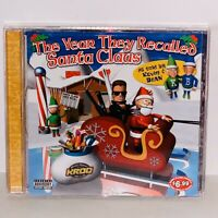 Factory Sealed The Year They Recalled Santa Claus by Kevin Bean CD KROQ 106.7