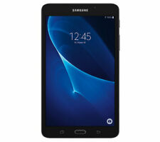 """SAMSUNG Galaxy Tab A 7"""" Tablet - 8 GB, Black - Currys"""