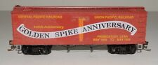 35' box car, Golden Spike 125th Anniversary, May 1994 limited edition, LOT 109