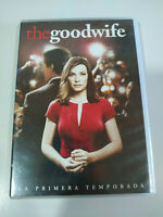 The Good Wife Primera Temporada 1 Completa - 6 x DVD Español Ingles