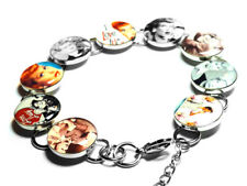 I Love Lucy Bracelet, Lucille Ball, Charm Bracelet, Lucy Jewelry, Vintage Style