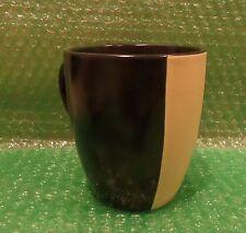 Gourmet Basics by Mikasa - Bamboo Black Coffee Mug     HA250