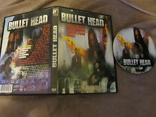 Bullet head de Mark Burson avec Scott Kloes, DVD, Action