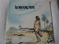 HOMEGROWN V VINYL LP ALBUM 1977 KGB RECORDS VARIOUS ARTISTS SAN DIEGO SMILES EX