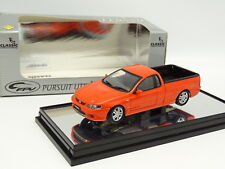 Classic Collectables 1/43 - Ford FPV Falcon Pursuit UTE Pick Up Orange