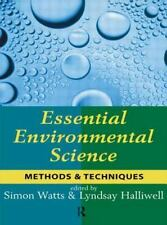 Essential Environmental Science : Methods and Techniques (1996, Paperback)