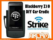 STRIKE ALPHA BLACKBERRY Z10 CAR CRADLE DIY - BUILT-IN FAST CHARGER SECURE HOLD