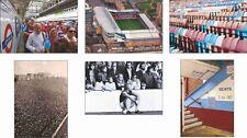 Goodbye Upton Park Boleyn Ground West Ham Utd Postcard Set #1