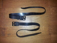 RUBBER KNIFE STRAPS / TOOL STRAPS