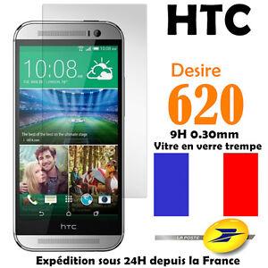 HTC Desire 620 Vetro Da Protettore IN Vetro Temperato Pellicola