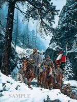 """""""The Romney Expedition"""" by John Paul Strain  - Signed Studio Canvas Giclée"""