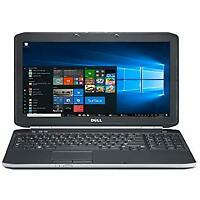 """Notebook Dell Latitude E5530 Core i5-3320-3210M 2.5GHz 4Gb Ram 320Gb DVDRW 15.6"""""""