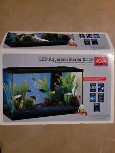 10 gallon fish tank starter kit