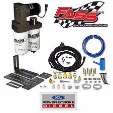 FASS FUEL SYSTEM FORD POWERSTROKE F250 F350 6.7L 11-16 DIESEL LIFT PUMP 220GPH
