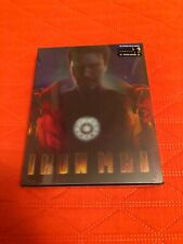 Iron Man Steelbook Marvel- Blu Ray BLUFANS