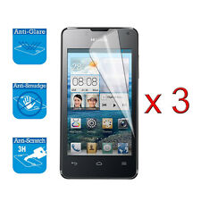 For Huawei Ascend Y300 Screen Protector Cover Guard Film Foil x 3
