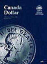 Canada Dollar Whitman Folder 1953-1967