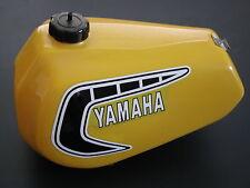 YAMAHA YZ and IT 80 125 250 400 465 500 PLASTIC GAS TANK RESTORATION AHRMA VMX