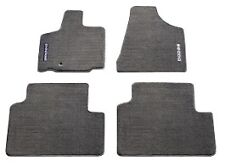 08-11 Dodge Grand Caravan Swivel 'n Go Carpeted Mat Kit Slate Mopar Oem