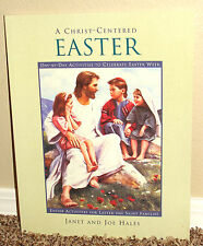 A Christ Centered Easter Day To Day Activities by Hales LDS Mormon Families PB