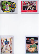 MIKE SCHMIDT 1983 STAR COMPANY #9  POWER STATS  PHILLIES