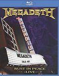 Megadeth: Rust in Peace Live [Blu-ray] NTSC, Blu-ray