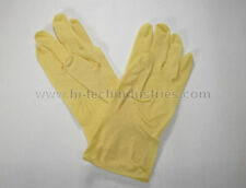 HI-TECH INDUSTRIES 393-7 - Light Duty Rubber Gloves- S