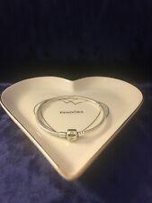 Pandora Moments Snake Chain Bracelet - 17cm's (Brand New)