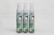 3 Bath Body Works FIJI WHITE SANDS HandiBac Antibacterial Hand Spray