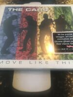 Move Like This [Digipak] by The Cars(CD, May-2011, Hear Music)BRAND NEW SEALED
