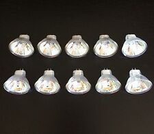 MR11 low voltage landscape halogen light Bulbs 12 volt 35 watt 10/pack 3000 hr