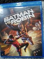 BATMAN VS ROBIN - BLURAY - 5051889529682