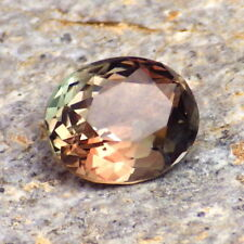 GREEN-TEAL-PINK MULTICOLOR MYSTIQUE OREGON SUNSTONE 2.20Ct FLAWLESS-TOP RARITY!