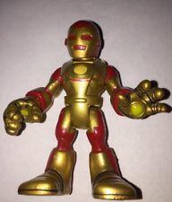 Playskool Heroes Armor Mark Iron Man Adventures Gold Red Repulsor Toys R Us Tru