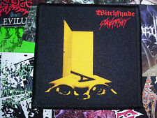 Witchfynde NWoBHM Manilla Road Heavy Metal Patch