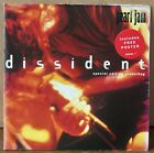 """Pearl Jam - Dissident / Rearviewmirror live - Poster pack 7"""" single, 1994"""