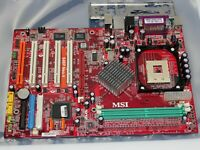 Acer SF2//661FX Socket 478 Motherboard With Intel Celeron 2.60 GHz Cpu