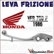 LEVA FRIZIONE SINISTRA CROMATA HONDA VFR 750 F (RC24/RC24II/RC36/RC36II) 1986