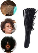 Wonder Detangling Brush for Natural Hair Hairbrush For Afro Kinks 3a to 4c Coils