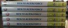 Ben 10 - Alien Force : Vol 1,2,4,5,6 (DVD, 2008)