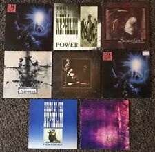 FIELDS OF THE NEPHILIM COLLECTION SAMMLUNG VINYL INDEPENDENT GOTHIC WAVE 4AD