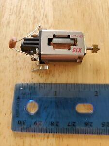 SCX 1:32 slot car part. RX-42. Motor.